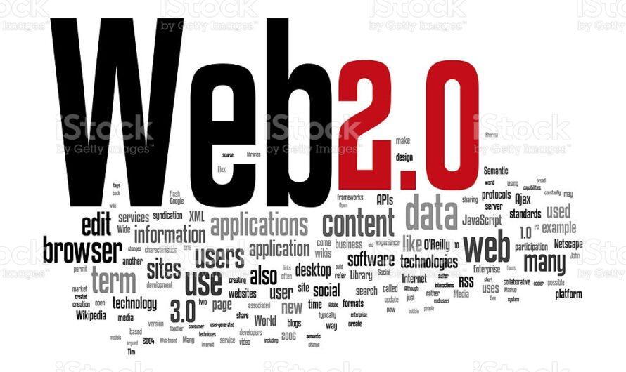 Что такое Web 2.0 Просто о серьезном. О блогах и не только.